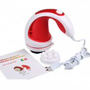 GJA Multi-function massage machine Infrared massager rubber handle office home