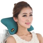 GJA Massage pillow massage car neck pillow home office car