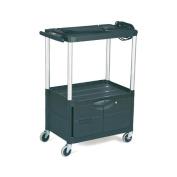 Rubbermaid Commercial Products Media Master AV Cart