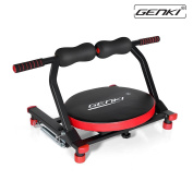 GENKI Smart Core Home Gym Abs Twist Toning Workout Fitness Trainer Body Exercise Machine