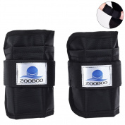 RUNACC Zooboo Ankle Weights Leg Weights Adjustable Wrist Weights, Suitable for Walking, Jogging, Gymnastics and Aerobics