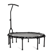 """Flexi-Sports® Trampoline with Handle Bars plus DVD """"Trampolin Workout in neuer Dimension"""""""