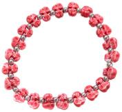 Peanuts Bracelet [Red]