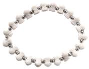 Monkeyz White Monkeys Bracelet