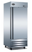Heavy Duty Commercial Solid Stainless Steel Reach-In Refrigerator