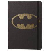 Batman PU Notebook with Gold Foil A5