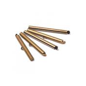 creafirm – 20 Tubes 40 mm Bronze For Crafts Miyuki or Ball Chain