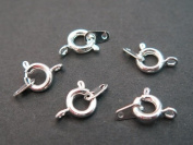Jewellery Findings Clasp Jump Rings Toggle Tags Silver Coloured Jewellery Making