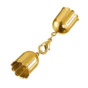 KNORR prandell Decorative Cap Carbine Fastener, Gold