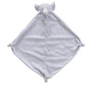 Angel Dear Cuddle Blanket, Grey Elephant by Angel Dear