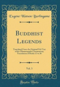 Buddhist Legends, Vol. 3