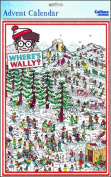 Advent Calendar (WDM0154) - Where's Wally - Ski Slope - Glitter Varnished