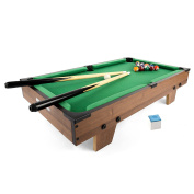 Power Play TY5897DB Table Top Pool Game, 70cm
