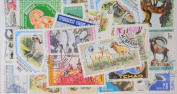 25 Sheep / goat (M112) Stamps