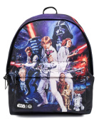 Hype Backpack Bag - Star Wars A New Hope Rucksack - Bags & Backpacks For Boys and Girls Women and Men - Star Wars A New Hope