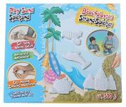 play sand sea creatures 500g 6 pcs