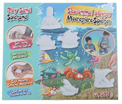 Play sand fish 500g 11 pcs