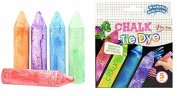 * * * New * * * TIE DYE Rhinestone Enmal Chalk   Chalk   marmoriert  Chalk   Gradient 3 Päckchen Straßenmalkreide