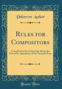 Rules for Compositors