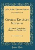 Charles Kingsley, Novelist