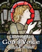 Listening for God's Voice