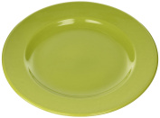 pagnossin Kaleido Plate, Ceramic, Green Lemon