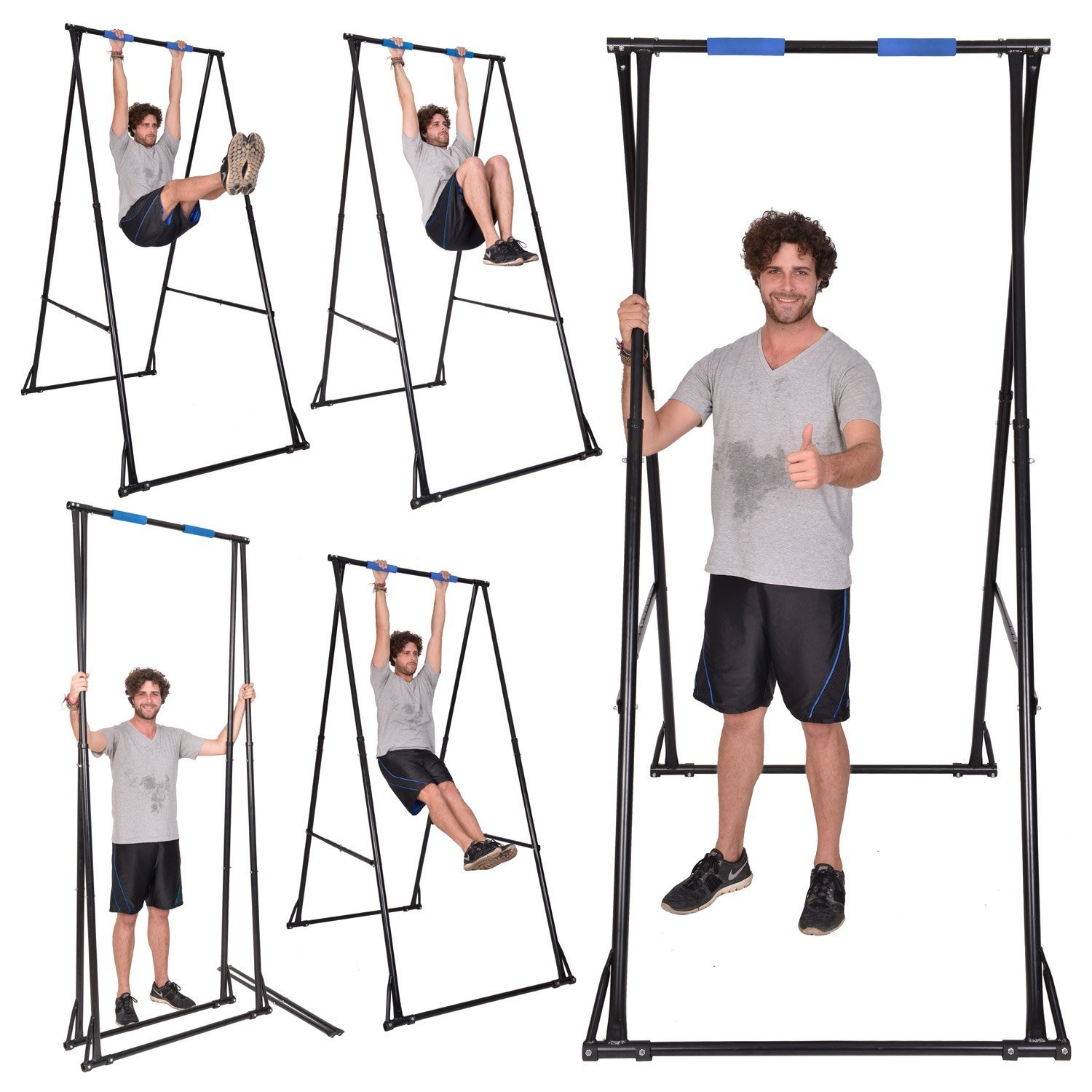 13848bbb7bc Free Standing Pull Up Bar Sports   Outdoors  Buy Online from Fishpond.co.uk
