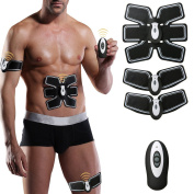 Yukefeng Abdominal Toning Belt ,Gym Workout And Home Fitness Apparatus For Men Women