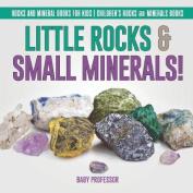 Little Rocks & Small Minerals! Rocks and Mineral Books for Kids Children's Rocks & Minerals Books