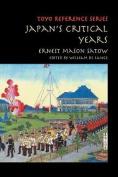 Japan's Critical Years