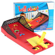 Hotsellhome New Finger Ejection Basketball Board Children's Educational Learning Toys Parent-child Games Gift