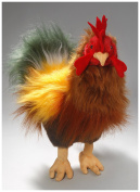 Hen, Rooster 13 inches, 40cm, Plush Toy, Soft Toy, Stuffed Animal