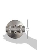 2.5cm Alu Filter Head
