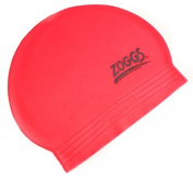 Zoggs Kids Junior Latex Swimming Cap - Choose a Colour
