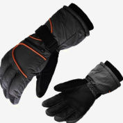 GAGGFERY Ski Gloves Men And Women Outdoor Anti-skid Riding Waterproof Windproof Warm Gloves