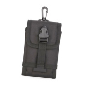 """Huntvp Tactical Molle Phone Holder Waterproof Phone Pouch for 5""""6"""" Mobile Phone"""