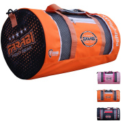 Farabi,gym fitness workout gear bag, MMA, boxing gear bag, holdall training gear travel bag