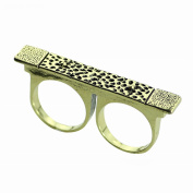 Honeycomb Sling Ring Doctor Strange Gate of Time Space Metal Quality Costume Dr.