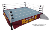 WWE Ring Skirt (Royal Rumble 1992) - Ringside Exclusive WWE Wrestling Ring Accessory