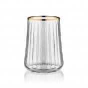 Aheste Coffee Side Glass - Prestige Premium