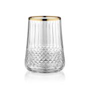 Aheste Coffee Side Glass - Elegant Premium