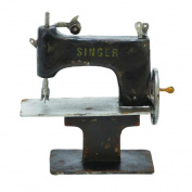 Metal Sewing Machine 30cm H, 28cm W 55847