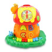 Magic Mushroom House Electronic Baby Toy Activity Centre
