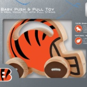 NFL Cincinnati Bengals Push & Pull Toy by MasterPieces