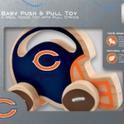 NFL Chicago Bears Push & Pull Toy by MasterPieces