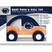 NCAA Penn State Push & Pull Toy by MasterPieces