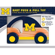 NCAA Michigan Push & Pull Toy by MasterPieces