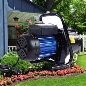 Zimtown Water Booster Pump 1200W 2.5cm Shallow Well Home Garden Irrigation 1000GPH Draining