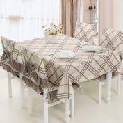 Wcui Tablecloth Table Cloth Coffee Table Cloth Round Table Cloth Tablecloth Rectangle Lace Lace European Style Sleep