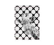 Tea Towel in Cotton Giraffe